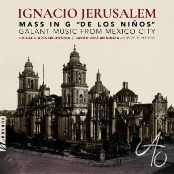 Cover Galant Music from Mexico City