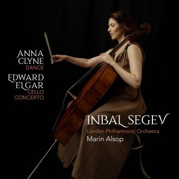 Cover Anna Clyne: DANCE - Edward Elgar: Cello Concerto