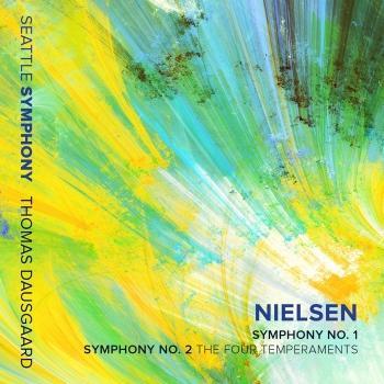 Cover Carl Nielsen: Symphonies Nos. 1 & 2 (Live)