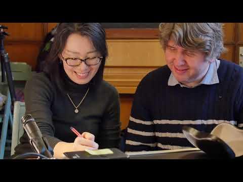 Video PianoDuo Takahashi & Lehmann - Bach (arr. Reger): Brandenburgisches Konzert Nr. 3 in G-Dur BWV 1048, I. Allegro con spirito
