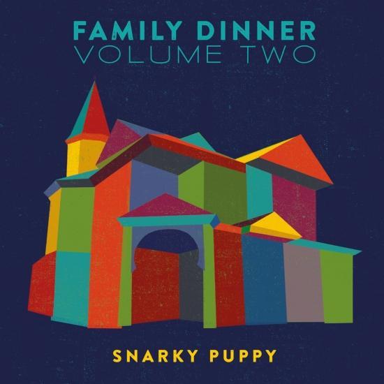 Cover Family Dinner, Vol. 2 (Deluxe)