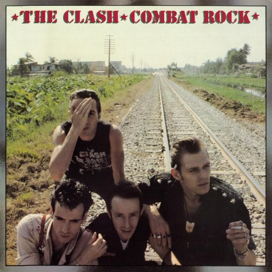 Cover Combat Rock