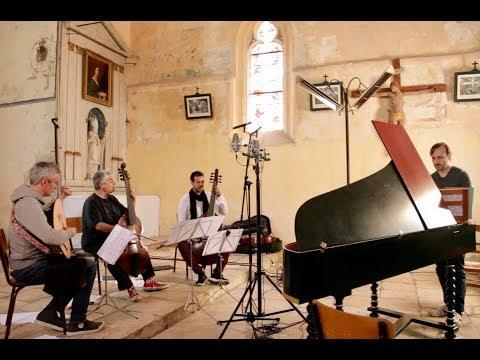 Video Allemande, Tombeau pour Marais le Cadet, Charivary - Marin Marais - Fuoco E Cenere