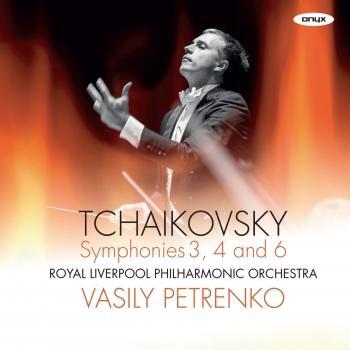 Cover Tchaikovsky: Symphonies No. 3, 4 & 6