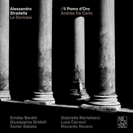 Cover Stradella: La Doriclea