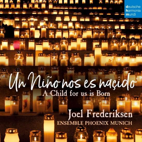 Cover Un Niño nos es nasçido - A Child for Us Is Born