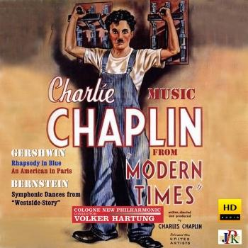 Cover Chaplin: Modern Times