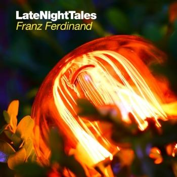 Cover Late Night Tales: Franz Ferdinand