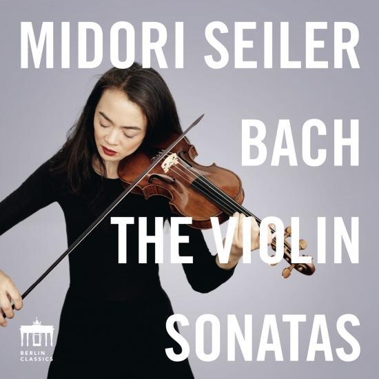 Cover The Violin Sonatas