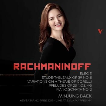 Cover Rachmaninoff: Piano Works (Live)