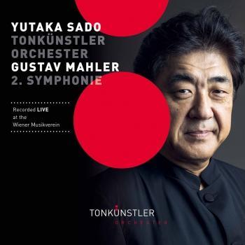 Cover Mahler: Symphony No. 2 in C Minor 'Resurrection' (Live)