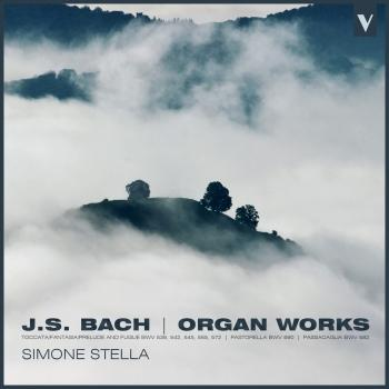 Cover J.S. Bach: Organ Works