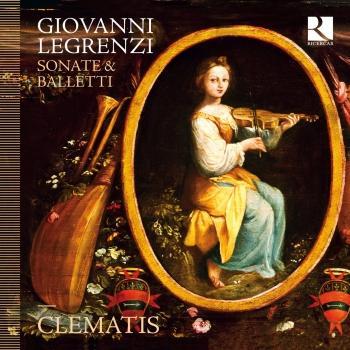 Cover Legrenzi: Sonate & balletti