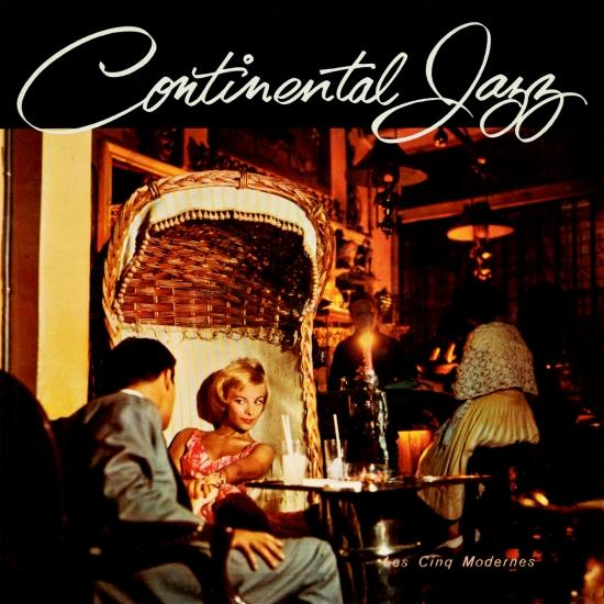 Cover Continental Jazz (Remastered from the Original Somerset Tapes)