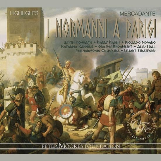 Cover Mercadante: I normanni a Parigi (Highlights)