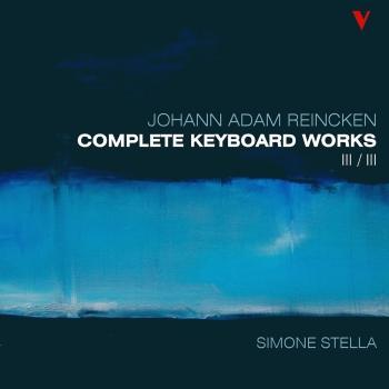 Cover Reincken: Complete Keyboard Works, Vol. 3
