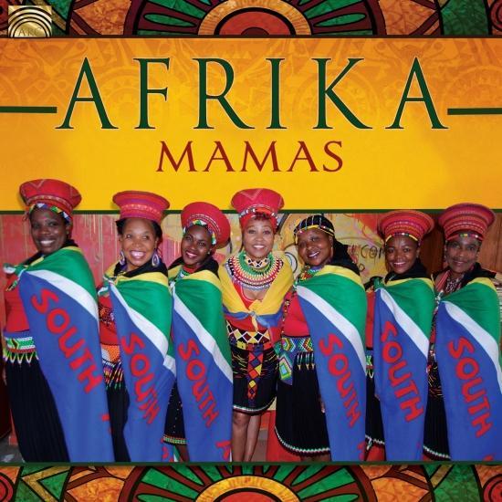 Cover Afrika Mamas