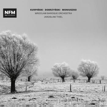 Cover Kurpiński, Dobrzyński & Moniuszko: Orchestral Works