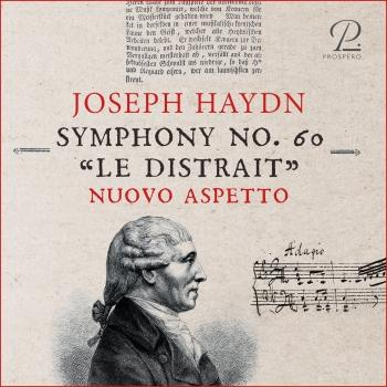 Cover Haydn: Symphony No. 60 in C Major, 'Le Distrait', Hob. I:60