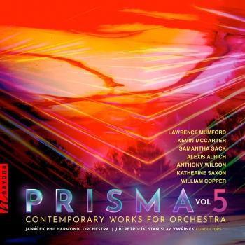 Cover Prisma, Vol. 5