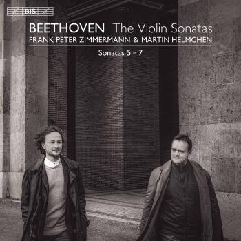 Beethoven: Violin Sonatas Nos. 5-7
