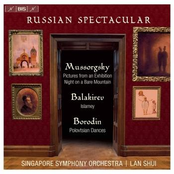 Cover Russian Spectacular