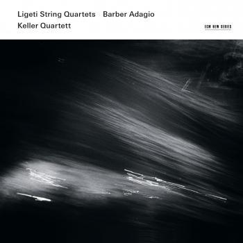Cover Ligeti: String Quartets - Barber: Adagio