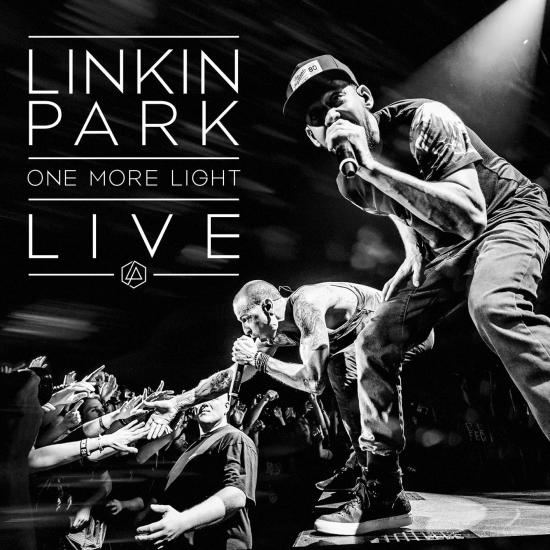 Cover One More Light Live