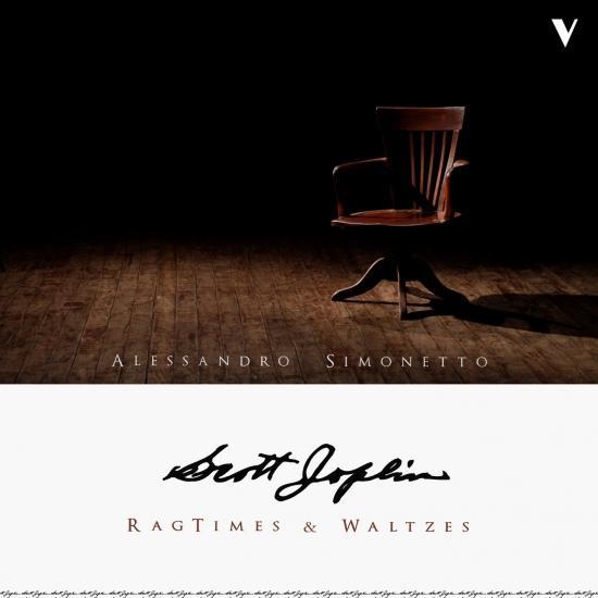 Cover Joplin: Ragtimes & Waltzes
