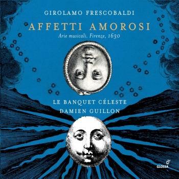 Cover Affetti amorosi - Arie musicali. Firenze, 1630