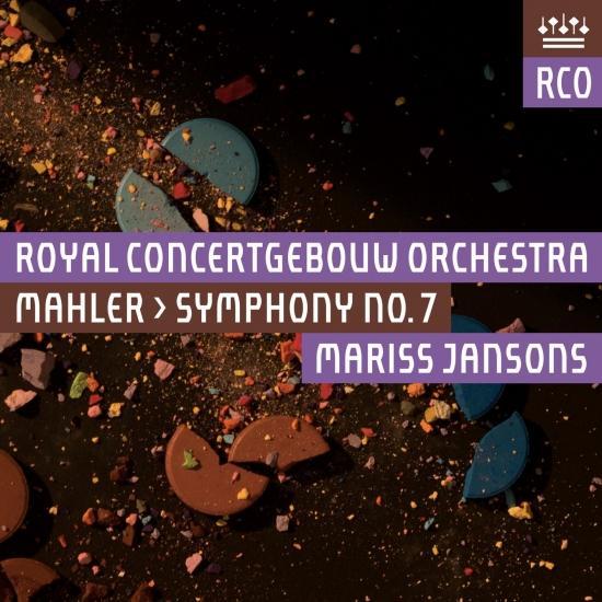 Cover Mahler: Symphony No. 7 in E Minor