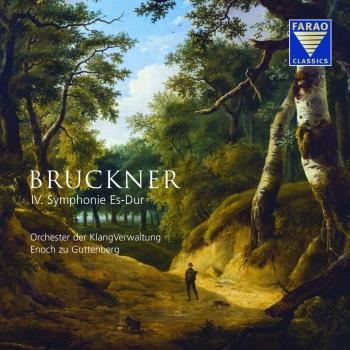 Cover Bruckner: IV. Symphonie Es-Dur 'Romantische'