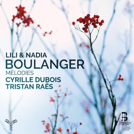 Cover Lili et Nadia Boulanger: Mélodies