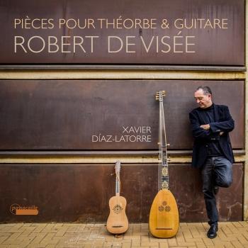 Cover Robert de Visée: Pièces pour Théorbe & Guitare