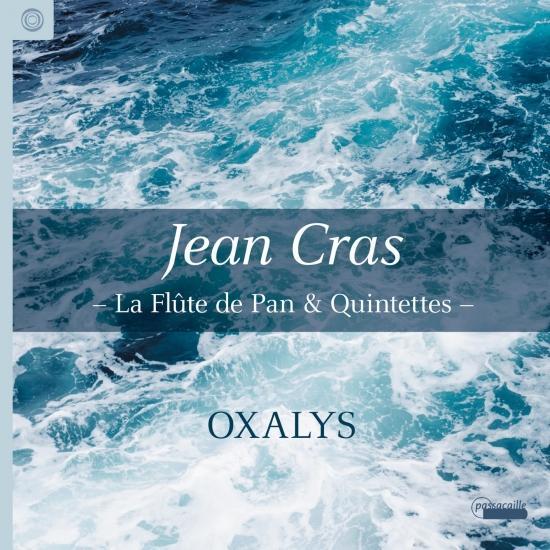 Cover Jean Cras - La flûte de Pan & Quintets