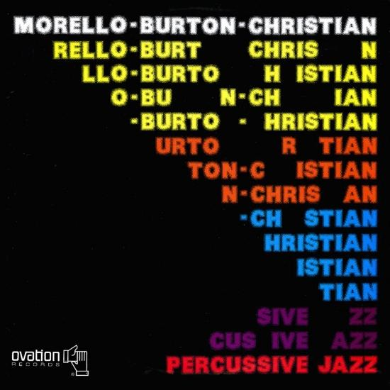 Cover Percussive Jazz (Remastered)