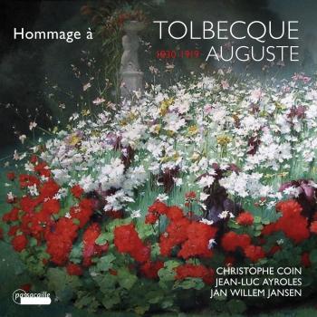 Cover Hommage à Auguste Tolbecque