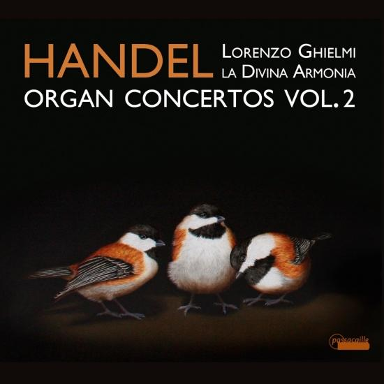 Cover Handel a Second Set of Concertos for the Organ