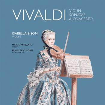 Cover Vivaldi: Violin Sonatas & Concerto