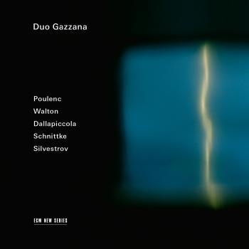 Cover Poulenc, Walton, Dallapiccola, Schnittke, Silvestrov