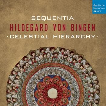 Cover Hildegard von Bingen - Celestial Hierarchy
