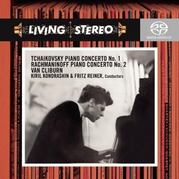 Cover Tchaikovsky: Piano Concerto No. 1 / Rachmaninoff: Piano Concerto No. 2 [Remastered]