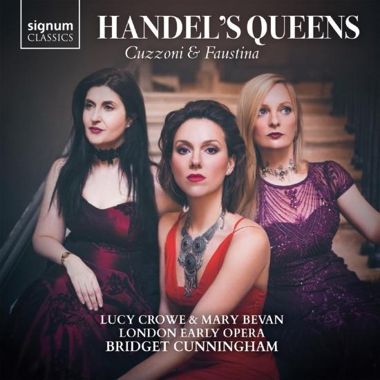 Cover Handel's Queens