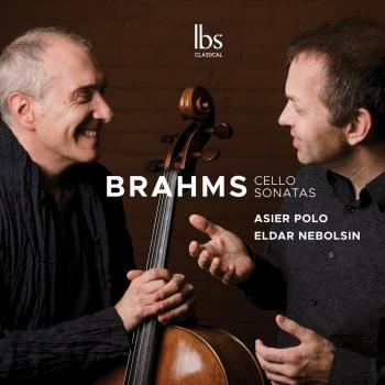 Cover Brahms: Cello Sonatas Nos. 1-2 & Lieder (Arr. for Cello & Piano)