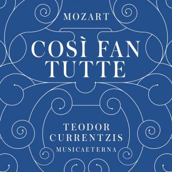 Cover Mozart: Così fan tutte