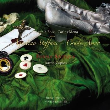 Cover Agostino Steffani: Duetti da Camera - Crudo Amor