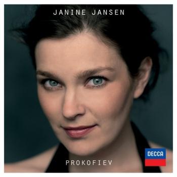 Cover Prokofiev: Works for Violin