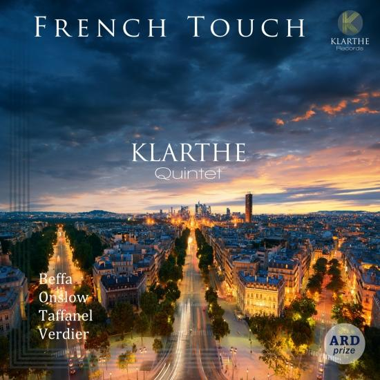 Cover French Touch