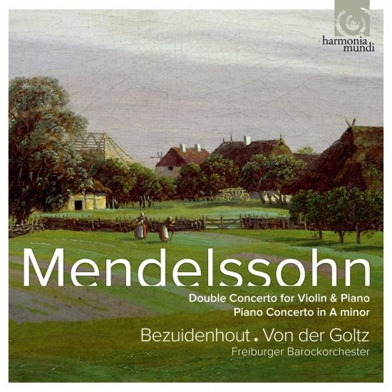 Cover Mendelssohn: Concertos