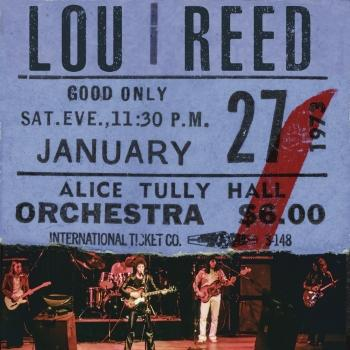 Cover Live At Alice Tully Hall (January 27, 1973 - 2nd Show Remaster)
